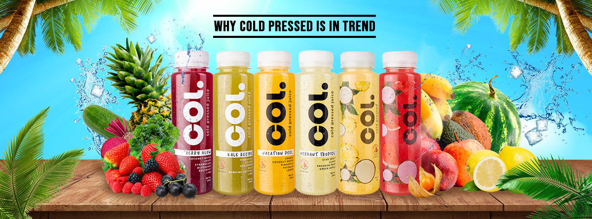 Why Cold Press is in Trend?