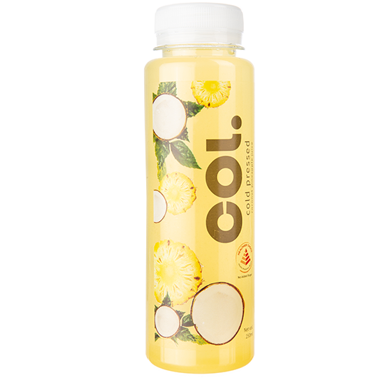 COCONUT PINEAPPLE (250ml)
